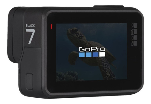 cámara go pro hero 7 black garantia of + tripode shorty pce