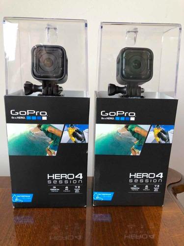 cámara go pro hero4 session nuevas