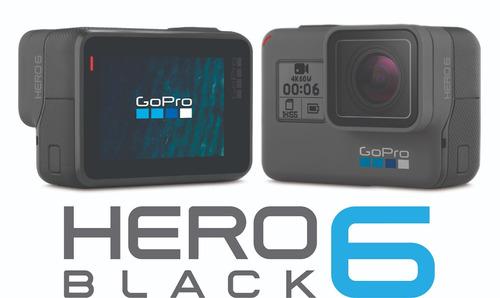 camara gopro hero 6 black (chdhx-601)