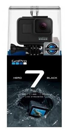 camara gopro hero 7 black (new) promoción