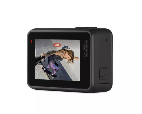 cámara gopro hero7 black edition + memoria microsd sandisk