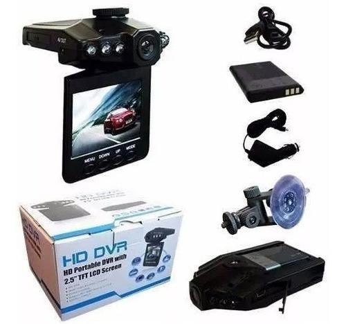 cámara  grabadora hd + dvr para carro pantalla