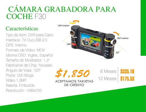 cámara grabadora para coche