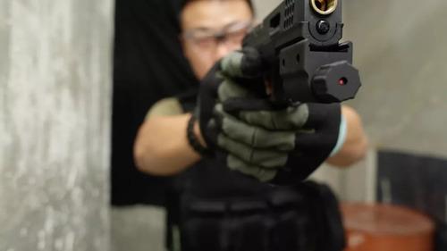 cámara grabadora táctica para riel picatinny airsoft y tiro