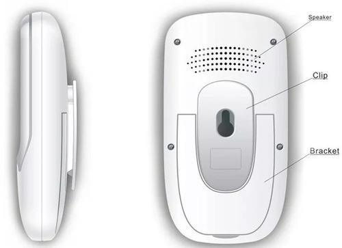 camara hd pantalla wifi monitor seguridad bebe dia noche