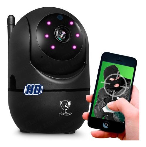 camara hd wifi ip rastreo movimiento nube espia inalambrica video espia seguridad app  robotica 360 audio bidireccional