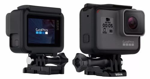 cámara hero 5 black de gopro como nuevo  sin caja .