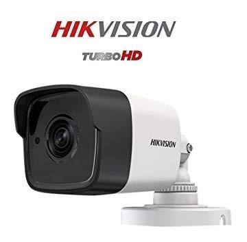 cámara hikvision bullet 5mp exterior  - electrocom -