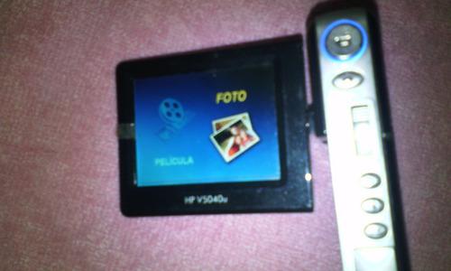 camara hp digital hd 1080p