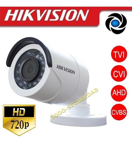 camara infrarroja hd 1mp 720p exterior cctv seguridad 4en1 gran angular