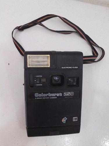 cámara instantánea antigua colorbust 250 kodak #714