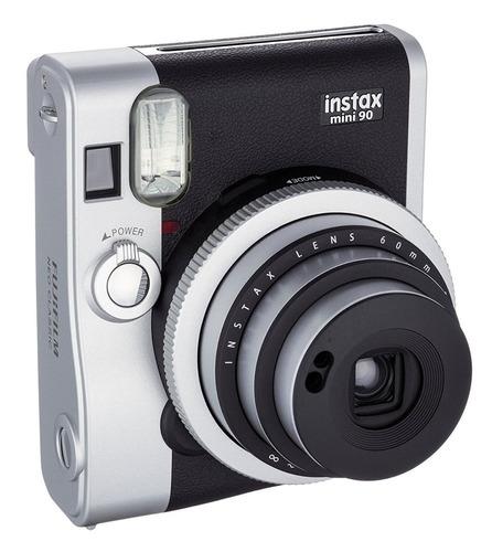 cámara instantánea fujifilm - instax mini 90 clasica nueva