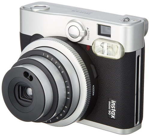 cámara instantánea fujifilm - instax mini 90 neo classic new