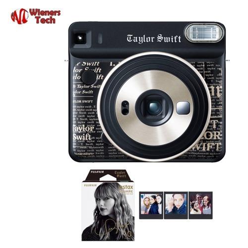 b62e0e44d6f3 Cámara Instantánea Fujifilm Instax Square Sq6 + 10 Tomas !!! - S ...