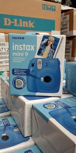 camara instantanea imprime fotos fujifilm instax mini 9
