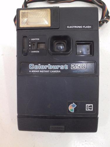 cámara instantánea kodak