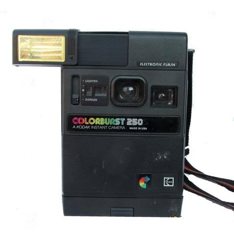 camara instantanea kodak colorburst 250