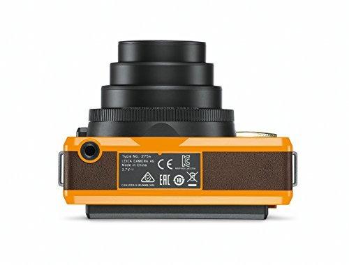 cámara instantánea leica sofort (naranja)