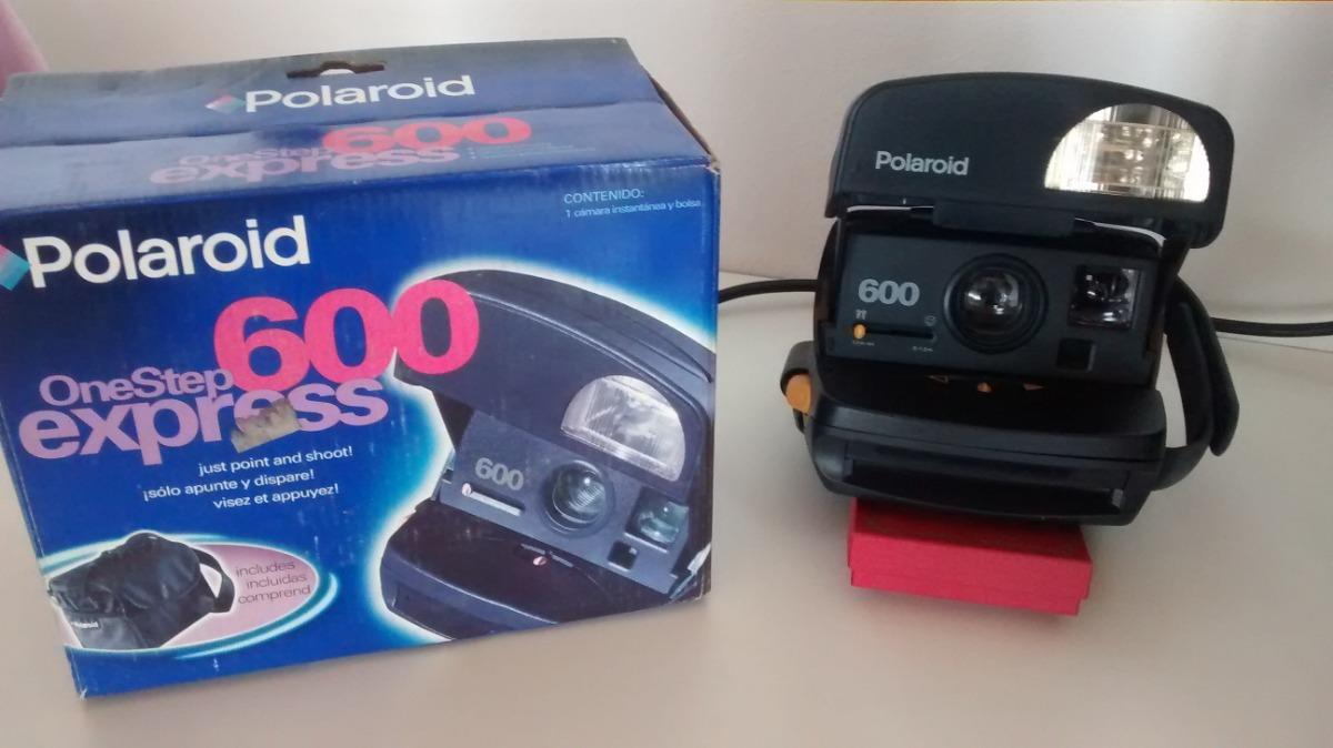 fb662836bc Camara Instantanea Polaroid 600 One Step - $ 1.500,00 en Mercado Libre