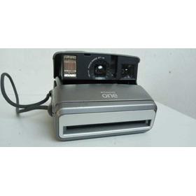 Cámara Instantánea Polaroid One De Los Años 80s