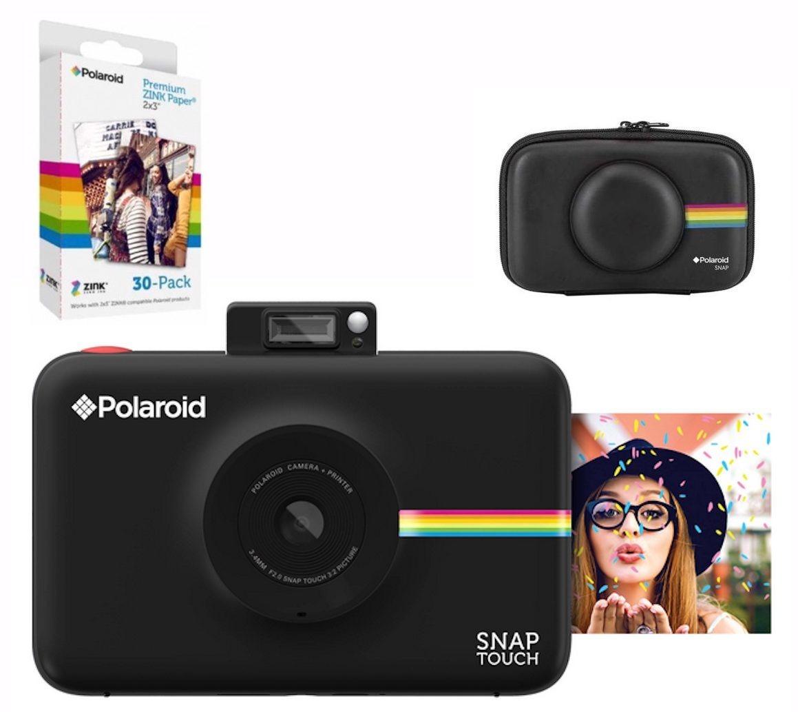 Características. Marca Polaroid  Modelo Snap Tpuch  Tipo de cámara  Instantánea ... 7a0683882b