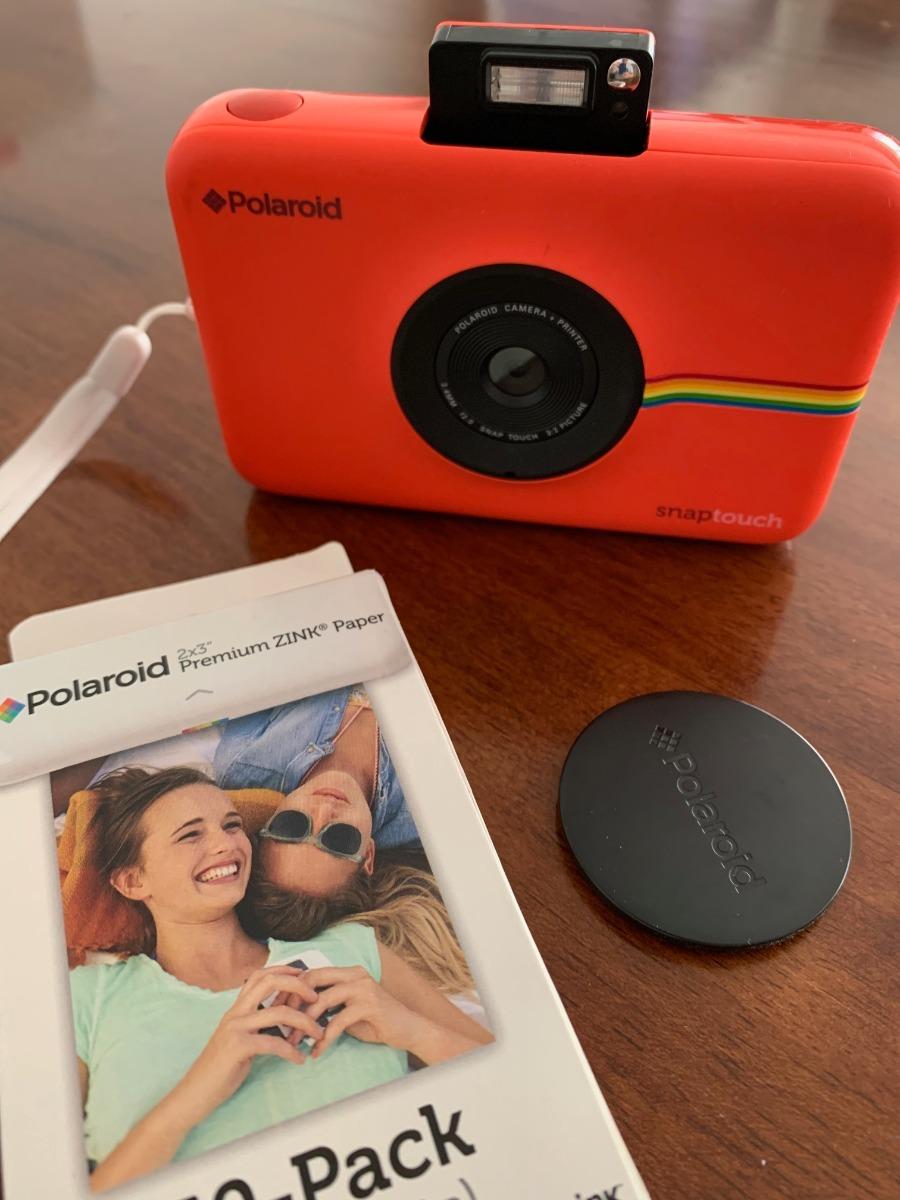 949482baf2 cámara instantánea polaroid snap touch bluetooth pantalla!! Cargando zoom.