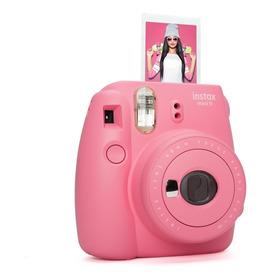 Camara Instax Mini 9 / Incluye Kit Fotos/ Todos Los Colores