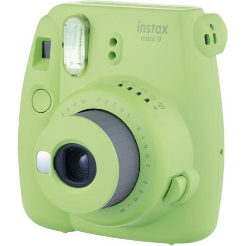 cámara instax mini 9 verde lima