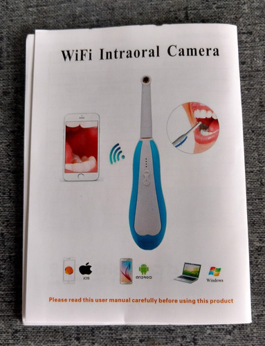 camara intraoral wifi