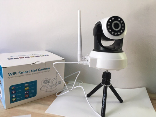camara ip 360 wifi gira 360 grados hablayescucha app 1 anten