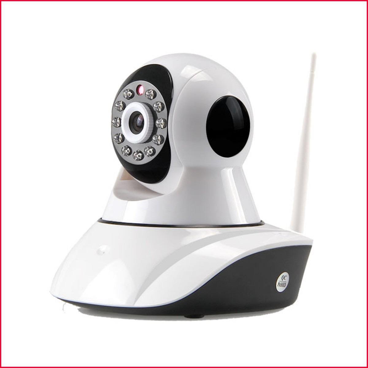 Camara Ip 360 Wifi Gira 360 Habla Y Escucha App Keye