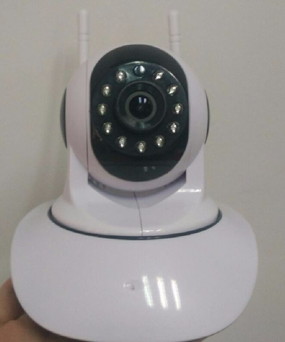 camara ip 360 wifi sensor movimiento alarma pc/movil