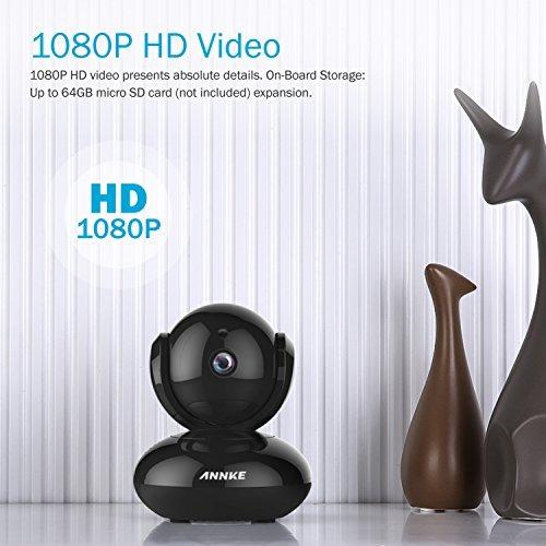 Cámara Ip, Cámara Annke Nova S 1080p Hd Wifi Inalámbric