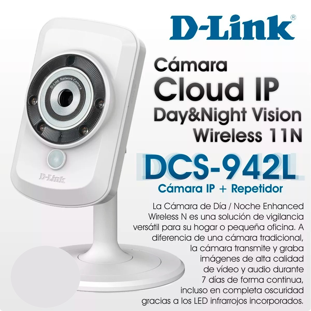 D-LINK DCS-942L CAMERA DRIVER FOR WINDOWS