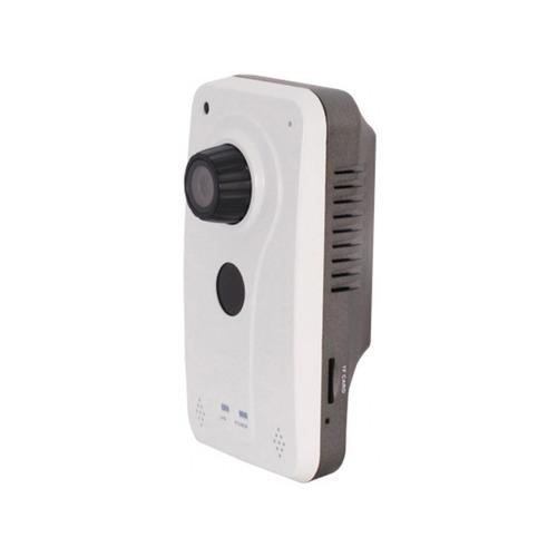 camara ip cubo hd lente 6mm con audio poe / zkip472-poe