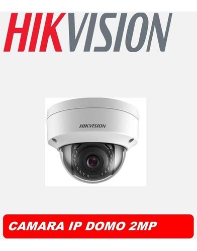 camara ip domo hikvision 2.0mpx 30 metros 2.8mm