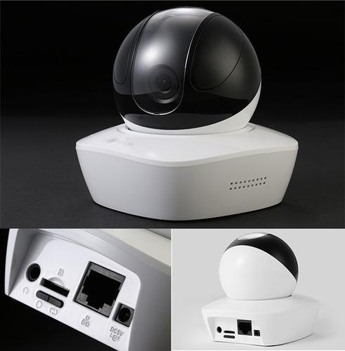 camara ip domo motorizado wifi sd audio ipca35 graba en nube
