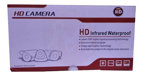 camara ip exterior panorámica wifi -lan 960p 1.3mpx microsd