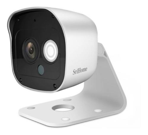 cámara ip hd 3mp 1296p - wifi - interior y exterior