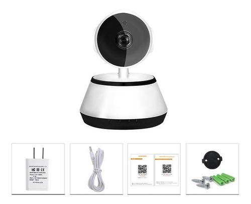 cámara ip hd 720p wifi seguridad inalambrica