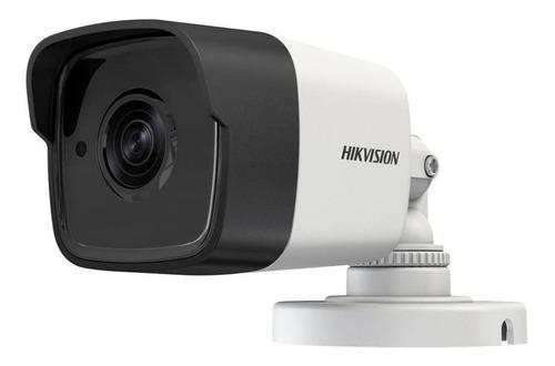 cámara ip hikvision bullet h.265 lente 2.8mm poe 2mpx 1080p