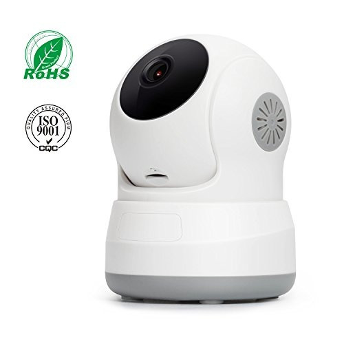 cámara ip inalámbrica, elebor baby mini cámara de seguridad