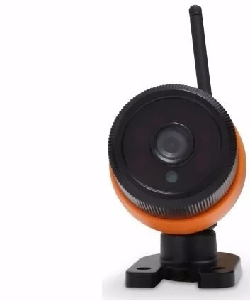 Camara ip inalambrica wifi exterior interior waterproof for Camara ip exterior