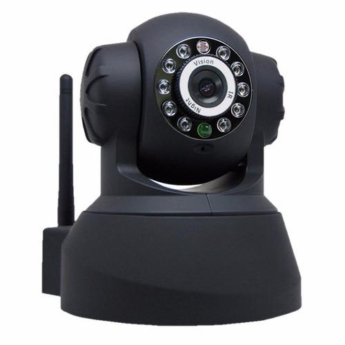 camara ip inalambrica  wifi robotica vision nocturna alarma
