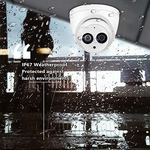 cámara ip ipc hdw4631c a de 6 mp hd de seguridad poe oem de