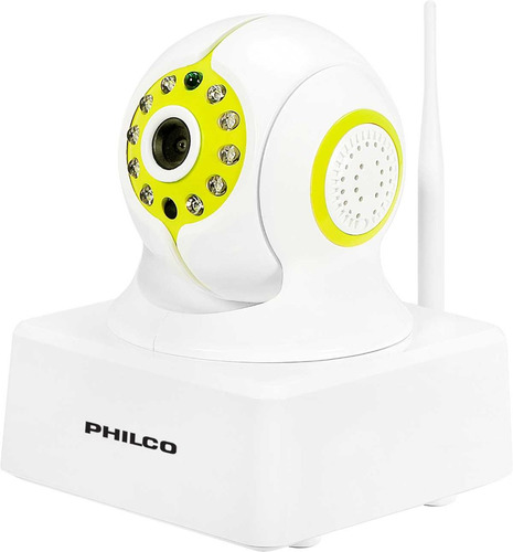 camara ip motorizada con wifi philco csip02m