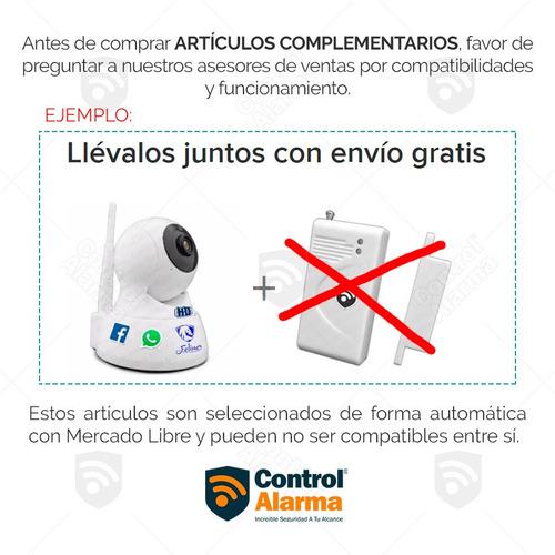 camara ip robot 360 2mp wifi ir video proteccion dvr 128 gb