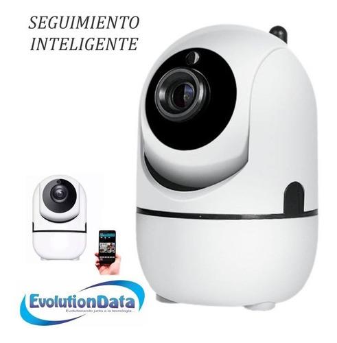 camara ip robotica sensor seguimiento rastreo inalambrica