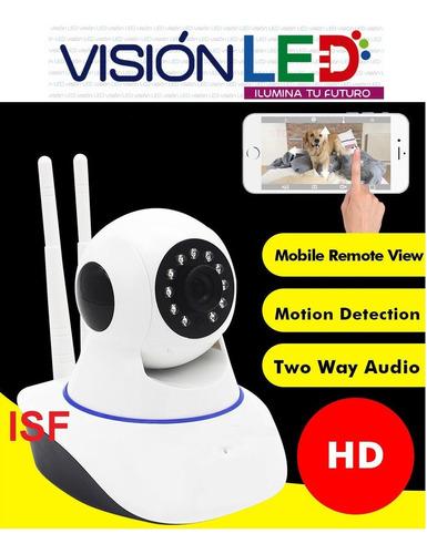 cámara ip robótica wifi hd vigilacia en celular