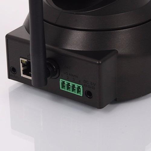 camara ip seguridad nocturna audio giratoria android iphone